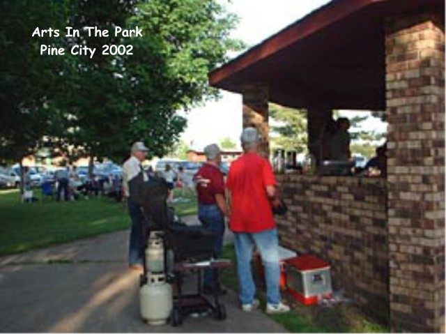 Arts in the park #2